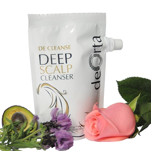 deep scalp cleanser